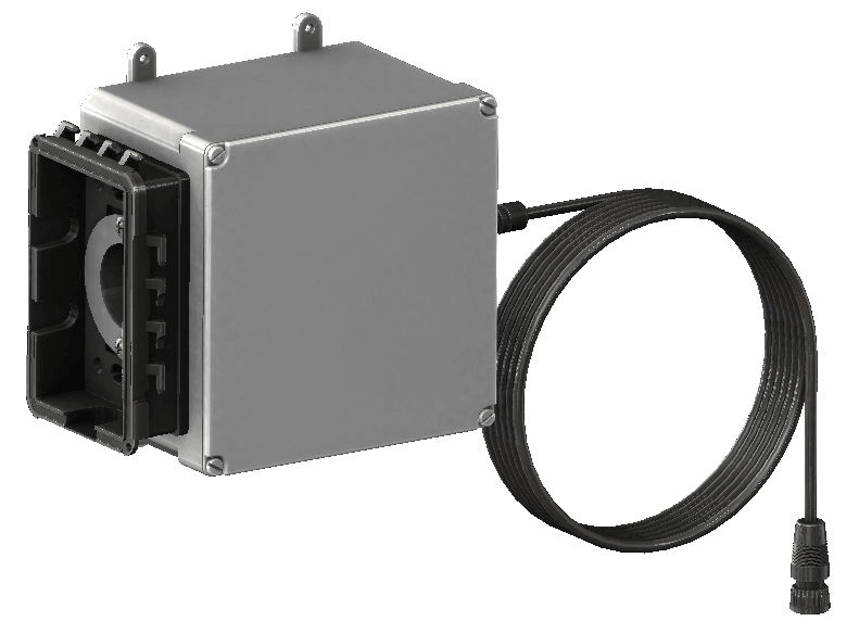 AC Outlet for Remote Jobsite Camera