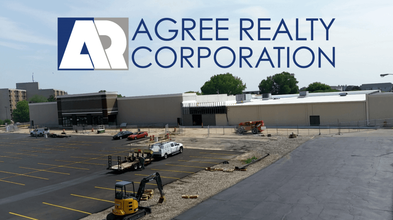 Agree Realty Corp - Case Study