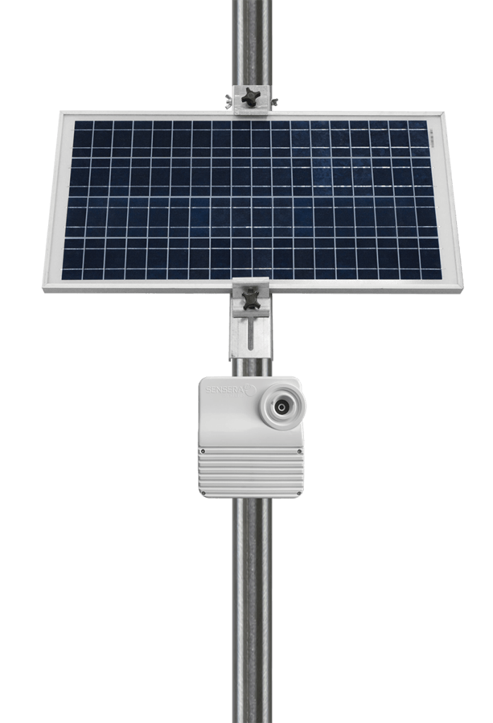 Sensera Systems Solar-Powered Camera