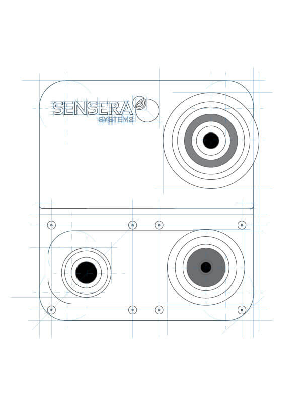 Sensera Systems Security Camera, SiteWatch PRO2
